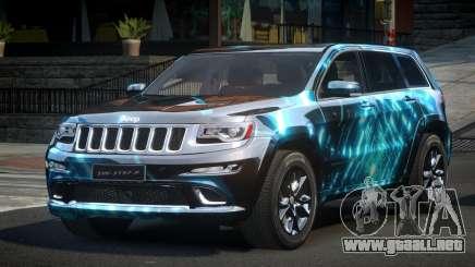 Jeep Grand Cherokee SP S4 para GTA 4