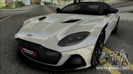 Aston Martin DBS Superleggera (Asphalt 8) para GTA San Andreas