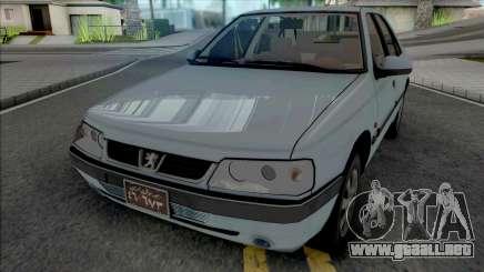 Peugeot 405 SLX [IVF] para GTA San Andreas