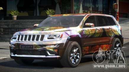 Jeep Grand Cherokee SP S10 para GTA 4