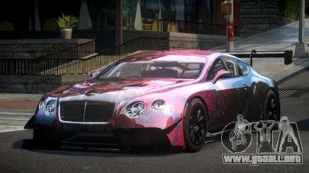 Bentley Continental SP S6 para GTA 4
