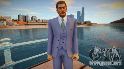 Shintaro Kazama - Yakuza Kiwami para GTA San Andreas