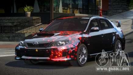 Subaru Impreza GST-R S1 para GTA 4