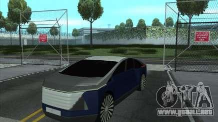 Sixseatster para GTA San Andreas