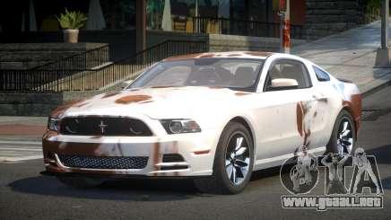 Ford Mustang GST-U S7 para GTA 4