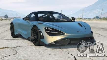 McLaren 765LT 2020〡add-on v1.6 para GTA 5