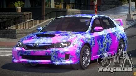 Subaru Impreza GST-R S3 para GTA 4