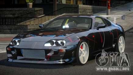 Toyota Supra M4 S4 para GTA 4