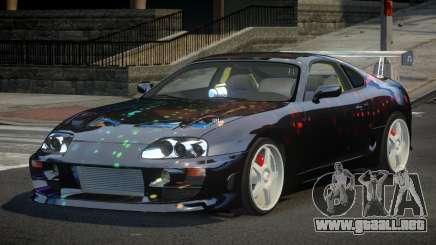 Toyota Supra M4 S3 para GTA 4