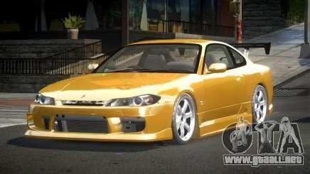 Nissan Silvia S15 Qz para GTA 4