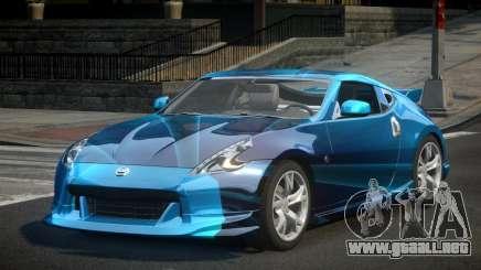 Nissan 370Z GST S4 para GTA 4