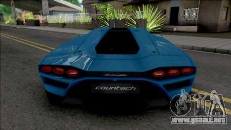 Lamborghini Countach LPI 800-4 para GTA San Andreas