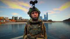 Call Of Duty Modern Warfare skin 2 para GTA San Andreas