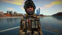 Call Of Duty Modern Warfare skin 1 para GTA San Andreas