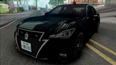 Toyota Crown Athlete 2016 Unmarked Patrol Car