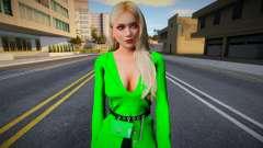 Helena Douglas v28 (good model) para GTA San Andreas