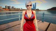 Dead Or Alive 5 - Christie (Costume 5) 1 para GTA San Andreas