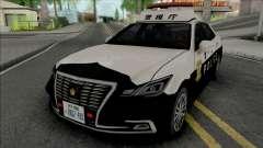 Toyota Crown Royal Saloon 2016 Patrol Car