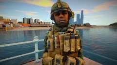 Call Of Duty Modern Warfare - Woodland Marines 1 para GTA San Andreas