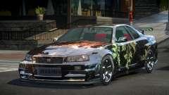 Nissan Skyline R34 G-Tuning S3 para GTA 4
