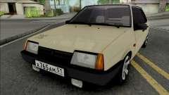 VAZ-21099 Beige
