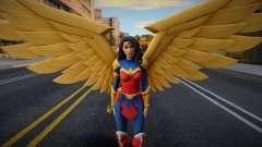 Fortnite - Wonder Woman v3 para GTA San Andreas