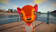 Fauna - Animal Crossing para GTA San Andreas