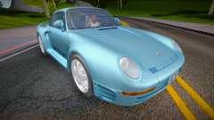 1987 Porsche 959 Sport (Low Poly) para GTA San Andreas