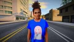 Lisa Hamilton 8 para GTA San Andreas