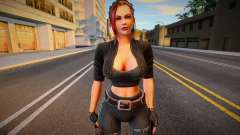 The Sexy Agent 1 para GTA San Andreas