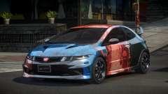 Honda Civic Qz S6 para GTA 4