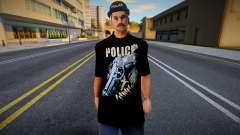 Fashion police officer para GTA San Andreas