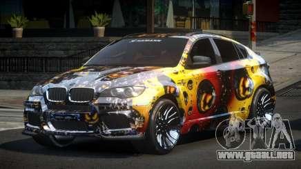 BMW X6 PS-I S2 para GTA 4