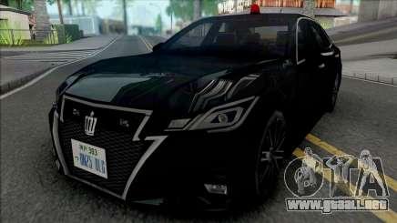 Toyota Crown Athlete 2016 Unmarked Patrol Car para GTA San Andreas