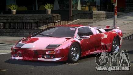 Lamborghini Diablo U-Style S9 para GTA 4