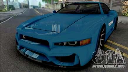 BlueRay FoXX Infernus para GTA San Andreas
