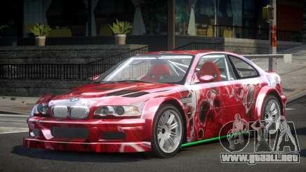 BMW M3 E46 G-Tuning L9 para GTA 4