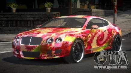 Bentley Continental ERS S10 para GTA 4