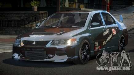 Mitsubishi LE IX S10 para GTA 4