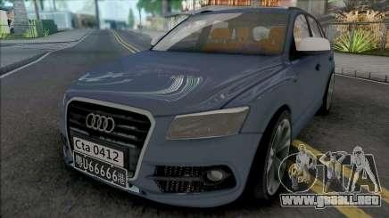Audi SQ5 2014 para GTA San Andreas
