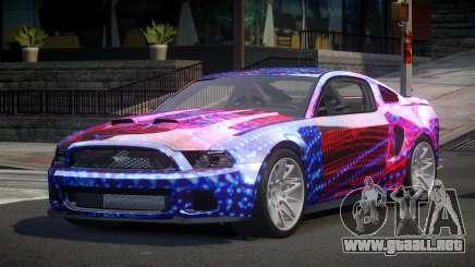 Ford Mustang GT-I L2 para GTA 4