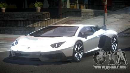 Lamborghini Aventador LP-N para GTA 4