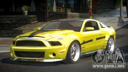 Shelby GT500 GS-U S9 para GTA 4