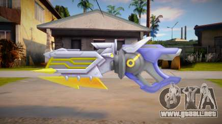 Weapon from Granger Legends para GTA San Andreas