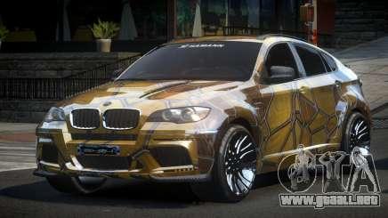 BMW X6 PS-I S8 para GTA 4