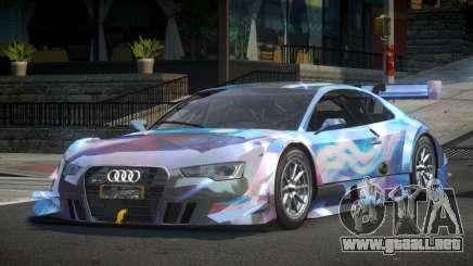 Audi RS5 GT S8 para GTA 4