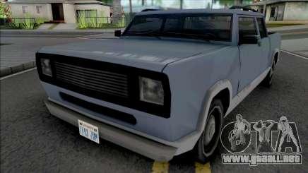 Sadler XL para GTA San Andreas