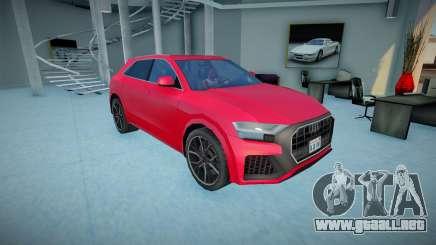 2019 Audi Q8 para GTA San Andreas