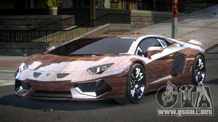 Lamborghini Aventador PSI Qz S7 para GTA 4