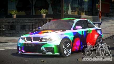 BMW 1M E82 GT-U S9 para GTA 4